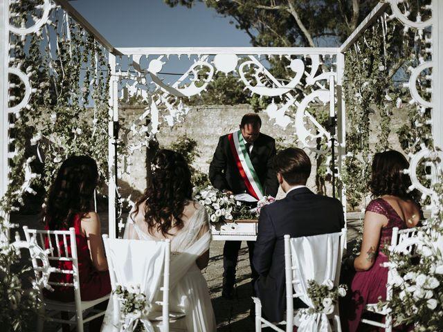 Il matrimonio di Luca e Patrizia a Casarano, Lecce 20