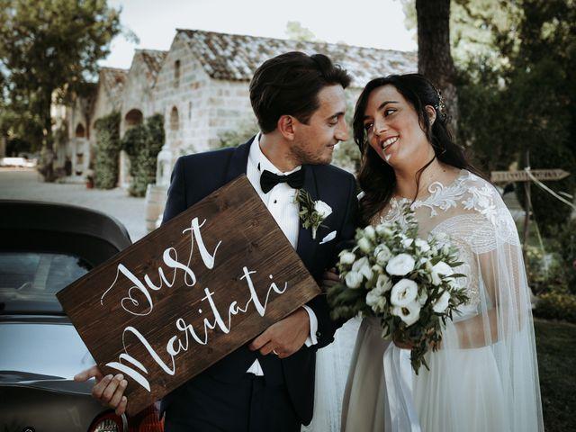 Il matrimonio di Luca e Patrizia a Casarano, Lecce 30