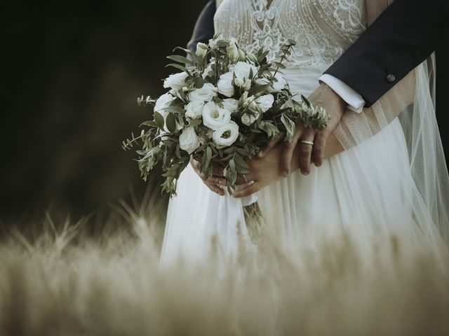 Il matrimonio di Luca e Patrizia a Casarano, Lecce 32