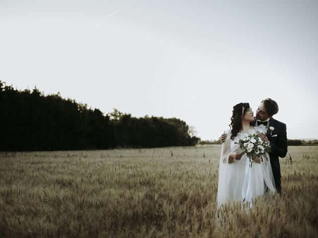 Il matrimonio di Luca e Patrizia a Casarano, Lecce 33