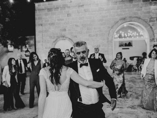 Il matrimonio di Luca e Patrizia a Casarano, Lecce 47