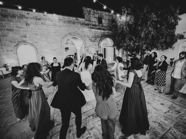 Il matrimonio di Luca e Patrizia a Casarano, Lecce 48