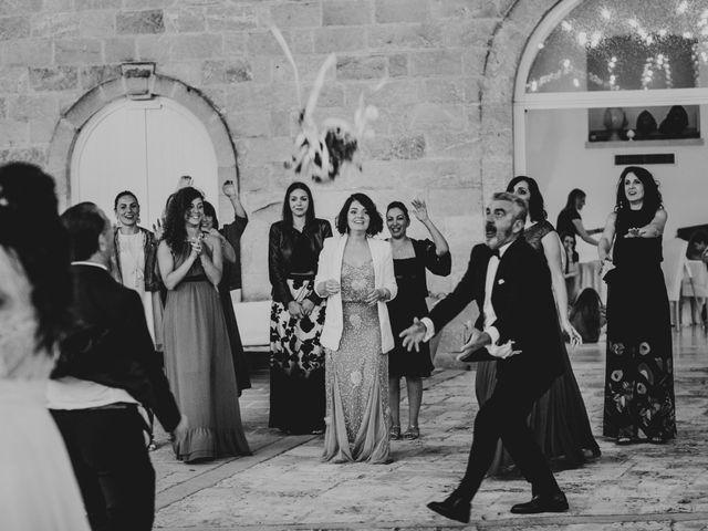 Il matrimonio di Luca e Patrizia a Casarano, Lecce 50