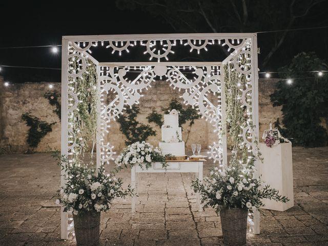 Il matrimonio di Luca e Patrizia a Casarano, Lecce 52