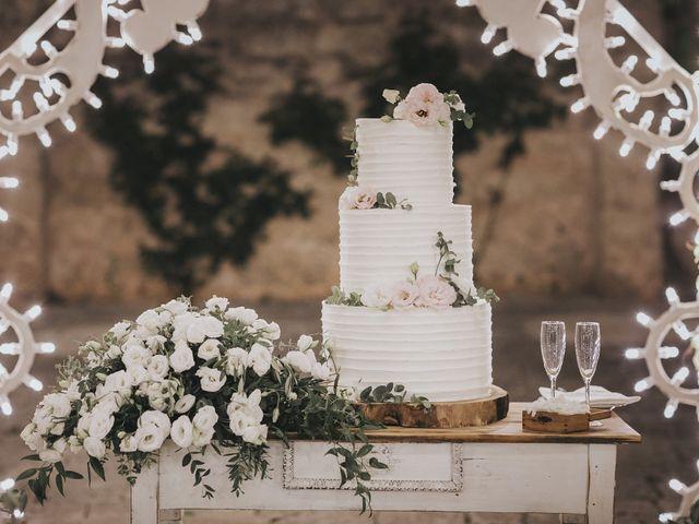 Il matrimonio di Luca e Patrizia a Casarano, Lecce 53