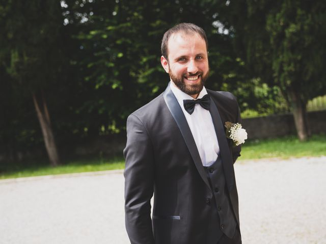 Il matrimonio di Alessandro e Silvia a Merone, Como 16