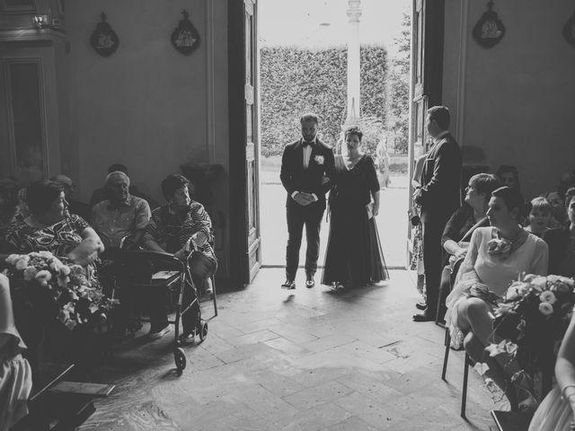 Il matrimonio di Alessandro e Silvia a Merone, Como 19