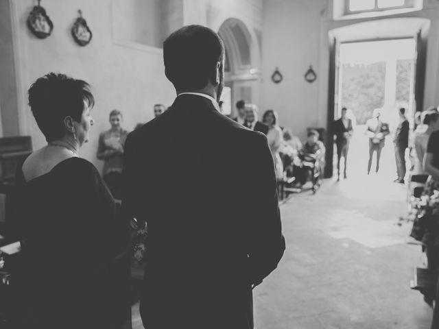 Il matrimonio di Alessandro e Silvia a Merone, Como 20