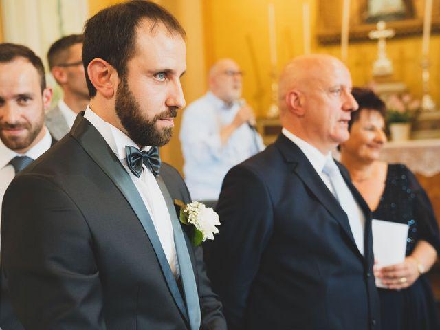 Il matrimonio di Alessandro e Silvia a Merone, Como 22