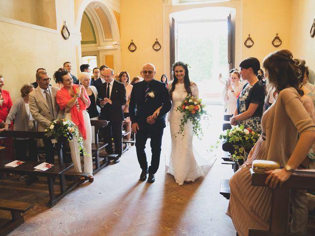 Il matrimonio di Alessandro e Silvia a Merone, Como 23