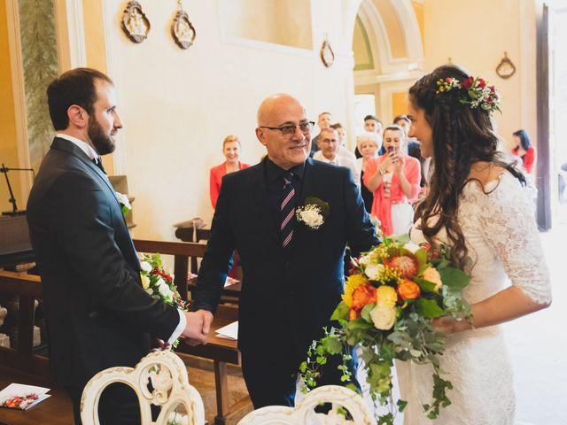 Il matrimonio di Alessandro e Silvia a Merone, Como 24