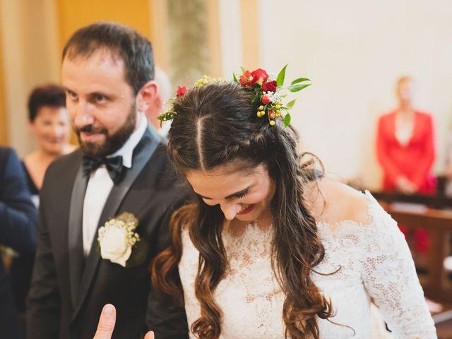 Il matrimonio di Alessandro e Silvia a Merone, Como 25