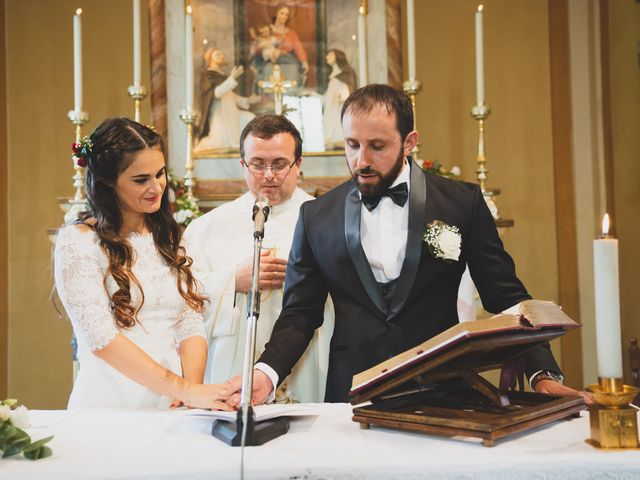 Il matrimonio di Alessandro e Silvia a Merone, Como 27