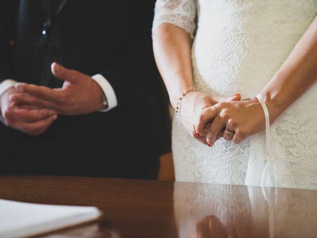 Il matrimonio di Alessandro e Silvia a Merone, Como 28