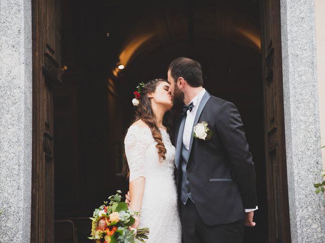 Il matrimonio di Alessandro e Silvia a Merone, Como 32