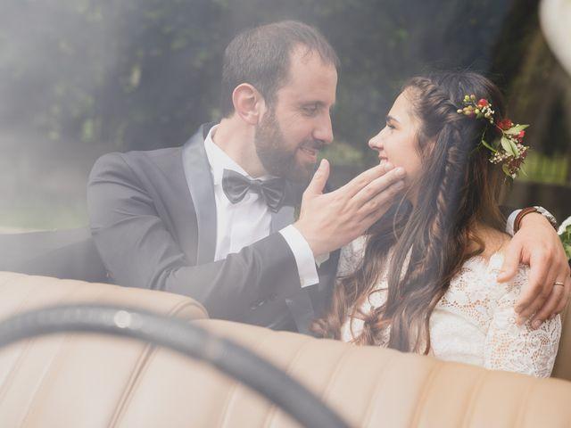 Il matrimonio di Alessandro e Silvia a Merone, Como 35