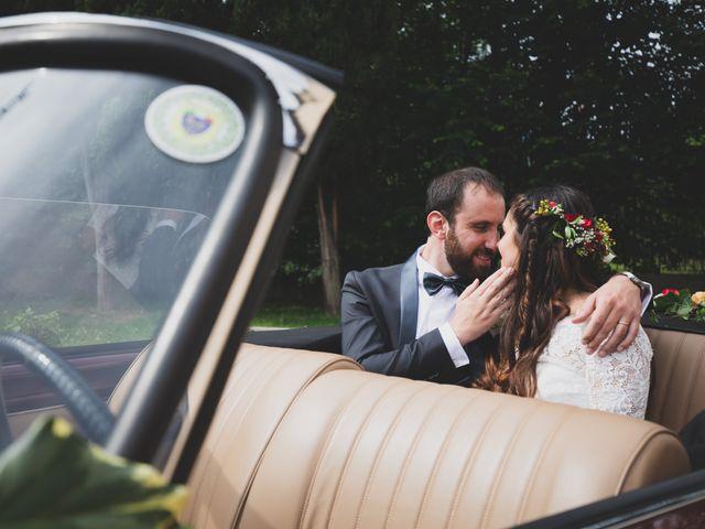Il matrimonio di Alessandro e Silvia a Merone, Como 36