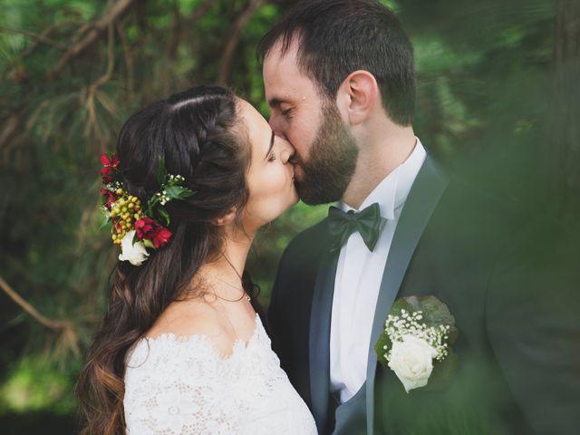 Il matrimonio di Alessandro e Silvia a Merone, Como 38
