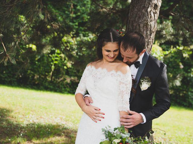 Il matrimonio di Alessandro e Silvia a Merone, Como 40