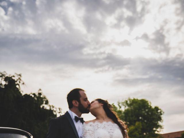 Il matrimonio di Alessandro e Silvia a Merone, Como 41