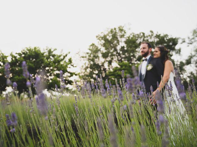 Il matrimonio di Alessandro e Silvia a Merone, Como 49