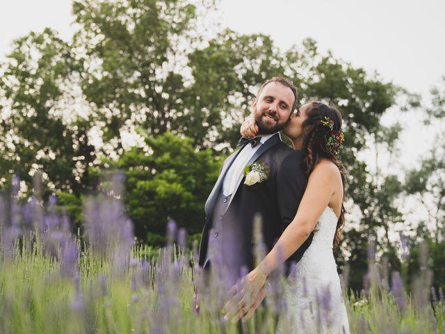 Il matrimonio di Alessandro e Silvia a Merone, Como 50