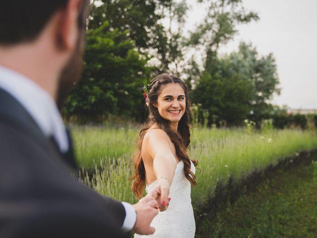 Il matrimonio di Alessandro e Silvia a Merone, Como 54