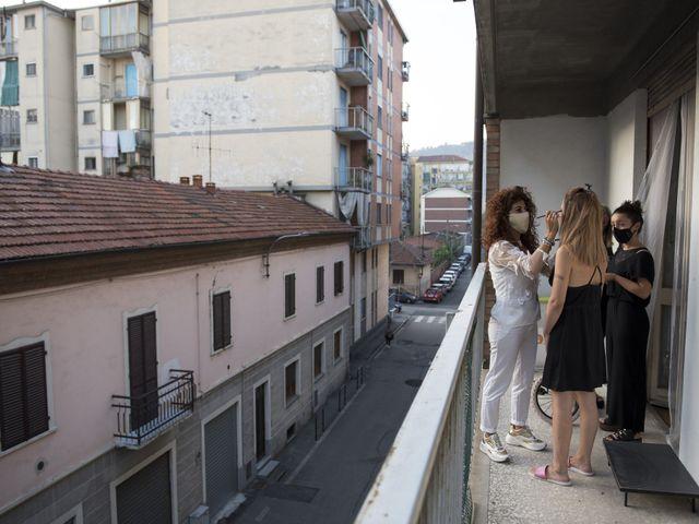 Il matrimonio di Enrico e Vanessa a Chivasso, Torino 4