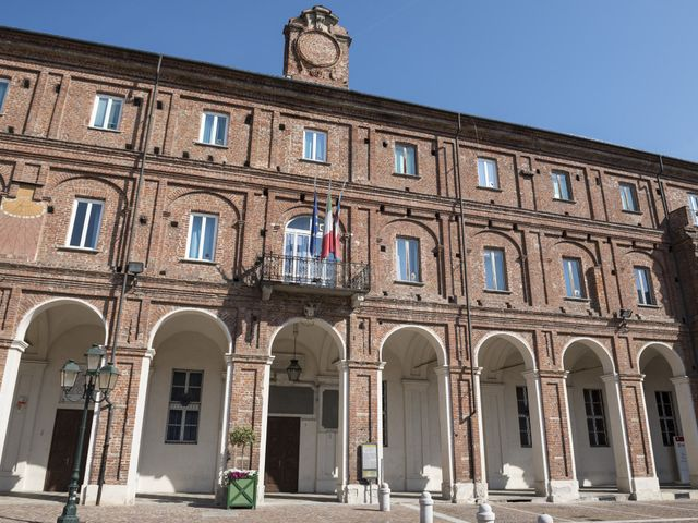 Il matrimonio di Enrico e Vanessa a Chivasso, Torino 28
