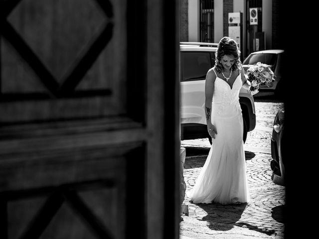 Il matrimonio di Enrico e Vanessa a Chivasso, Torino 32