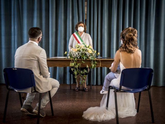 Il matrimonio di Enrico e Vanessa a Chivasso, Torino 36