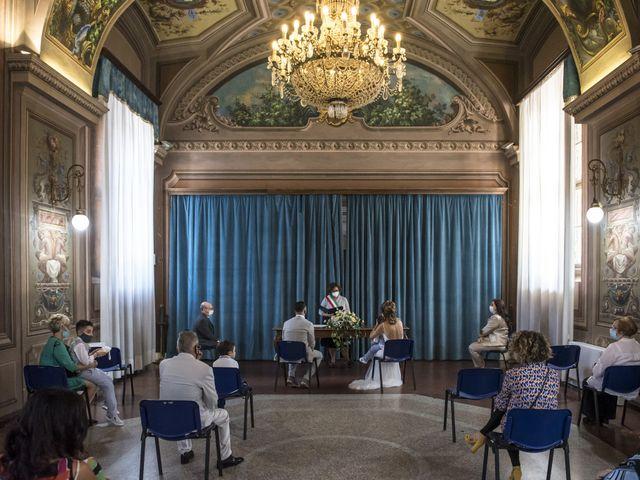 Il matrimonio di Enrico e Vanessa a Chivasso, Torino 38