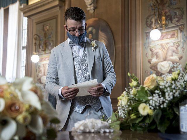 Il matrimonio di Enrico e Vanessa a Chivasso, Torino 41