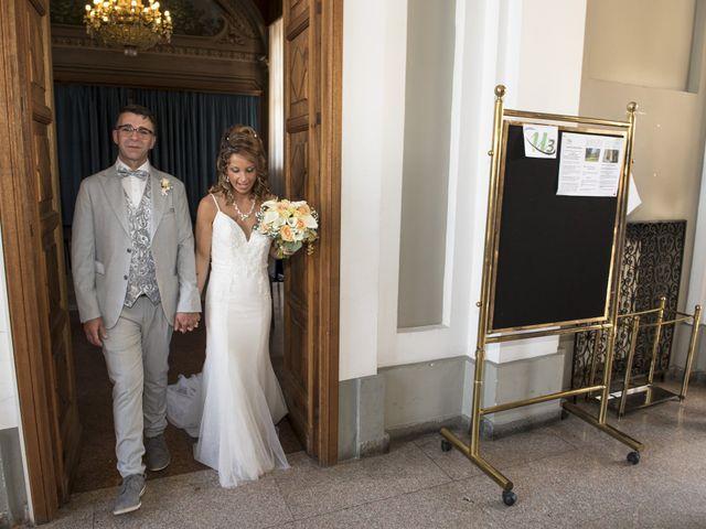 Il matrimonio di Enrico e Vanessa a Chivasso, Torino 44
