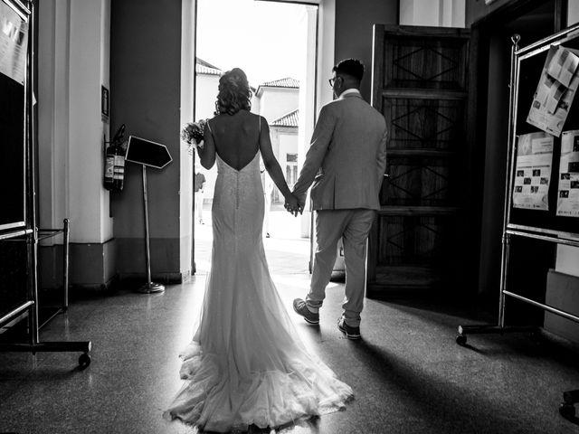 Il matrimonio di Enrico e Vanessa a Chivasso, Torino 45