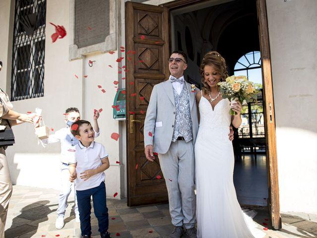 Il matrimonio di Enrico e Vanessa a Chivasso, Torino 47