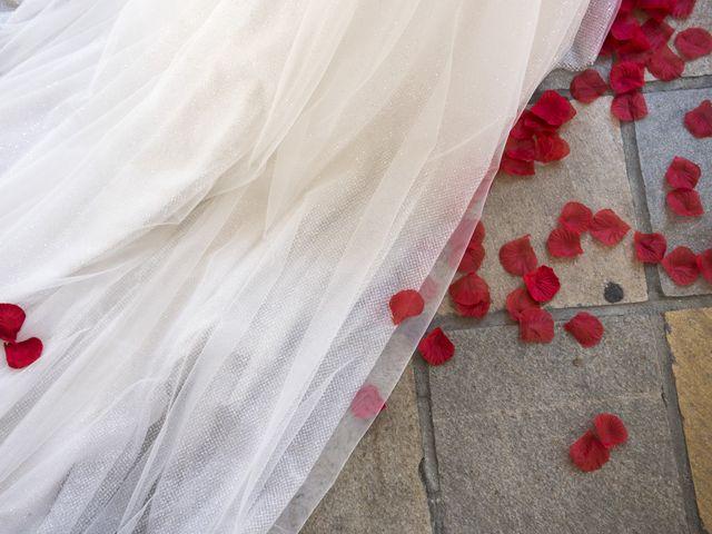 Il matrimonio di Enrico e Vanessa a Chivasso, Torino 48