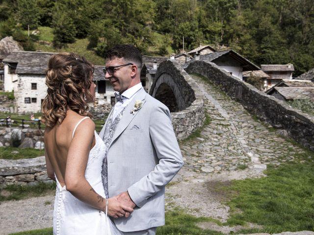 Il matrimonio di Enrico e Vanessa a Chivasso, Torino 55