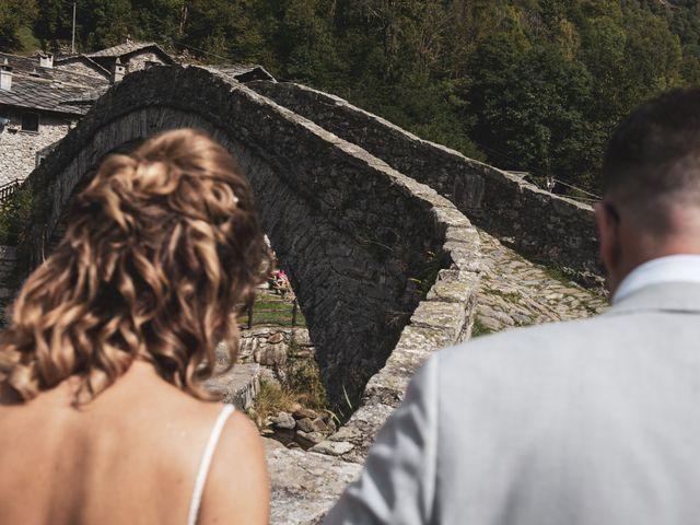 Il matrimonio di Enrico e Vanessa a Chivasso, Torino 56