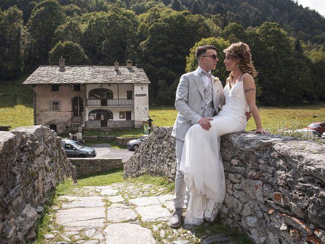 Il matrimonio di Enrico e Vanessa a Chivasso, Torino 64