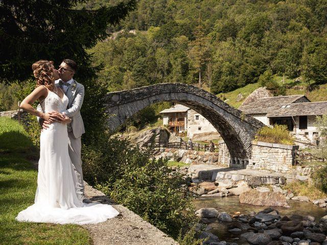 Il matrimonio di Enrico e Vanessa a Chivasso, Torino 70