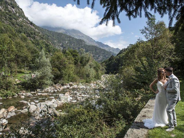 Il matrimonio di Enrico e Vanessa a Chivasso, Torino 72