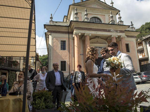 Il matrimonio di Enrico e Vanessa a Chivasso, Torino 75