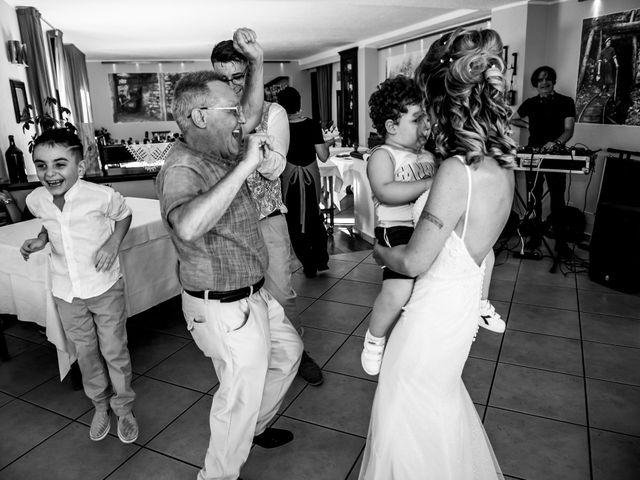 Il matrimonio di Enrico e Vanessa a Chivasso, Torino 86