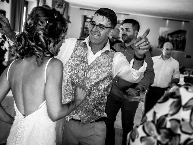 Il matrimonio di Enrico e Vanessa a Chivasso, Torino 92