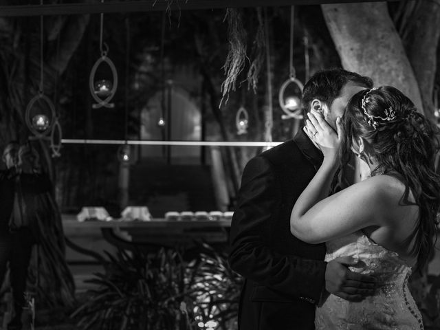 Le nozze di Alejandra e Giovanni