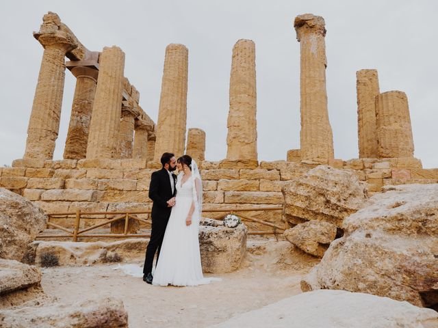 Le nozze di Claudia e Domenico