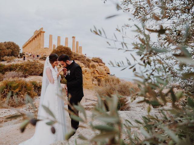 Il matrimonio di Domenico e Claudia a Agrigento, Agrigento 3