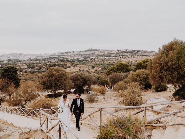Il matrimonio di Domenico e Claudia a Agrigento, Agrigento 5