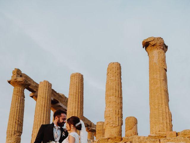 Il matrimonio di Domenico e Claudia a Agrigento, Agrigento 7